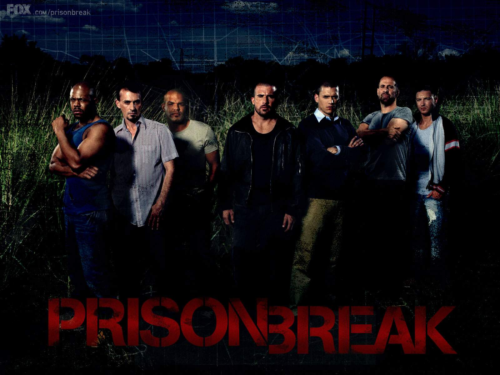 prison break season 2 poster 1