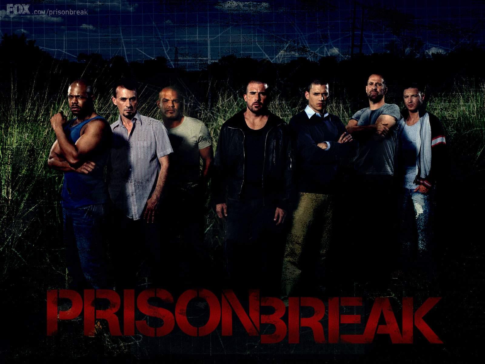 prison break season 2 poster 1
