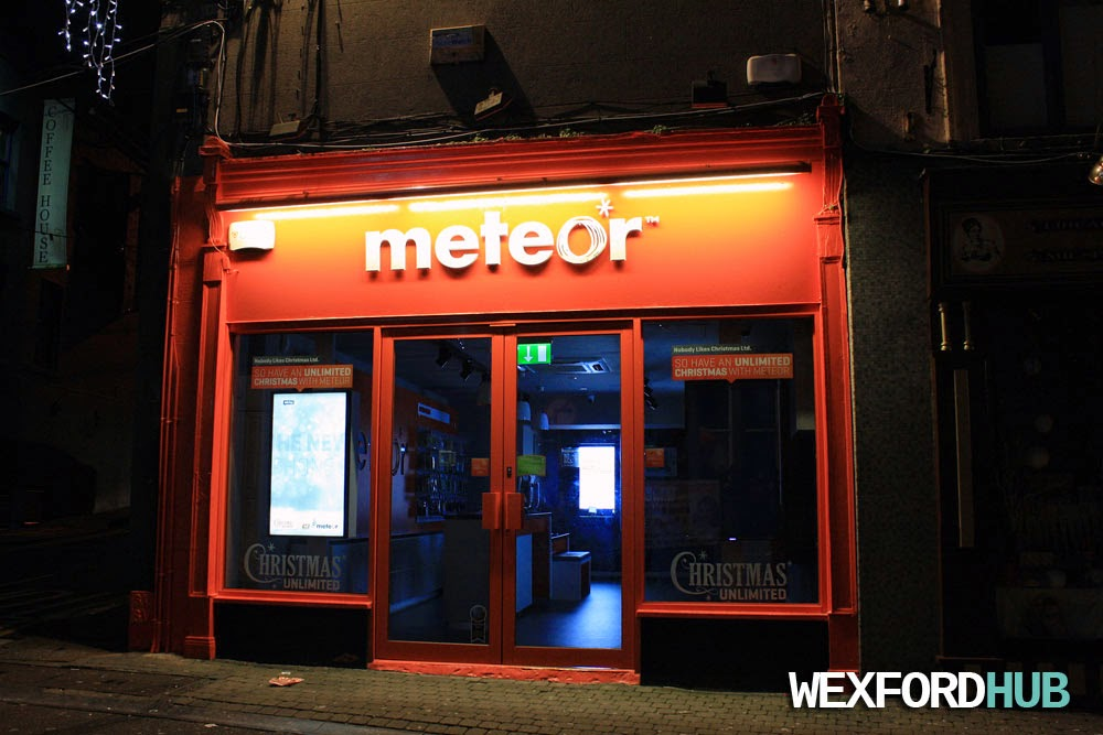 Meteor, Wexford