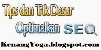tips dan triks seo