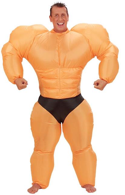 Bodybuilder kostume