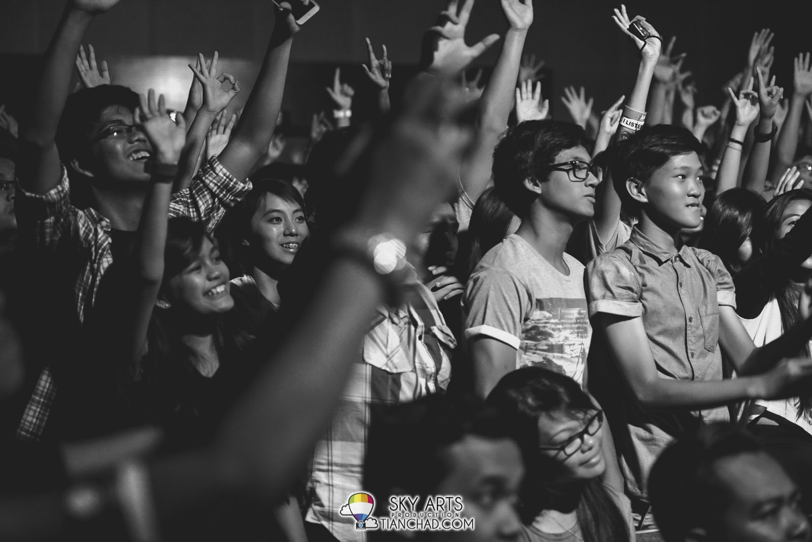 An Honest Mistake @ Alex Goot & Against The Current Live In Malaysia