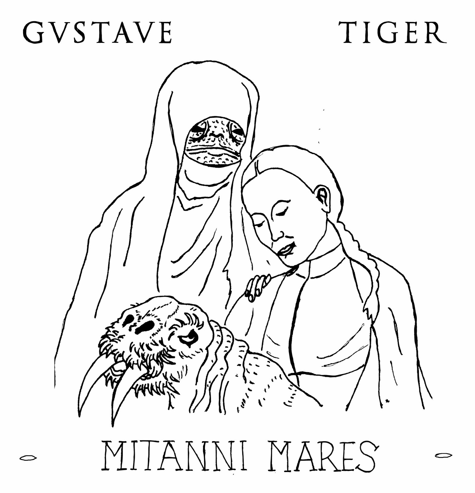 Gustave Tiger - Mitanni Mares