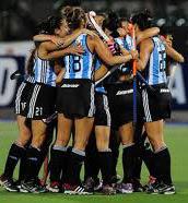 Argentina vs Nueva Zelanda JJOO Londres 2012