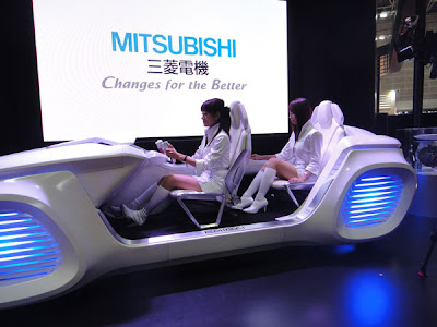 Emirai Konsep Kendaraan Beroda Empat Terbang Dari Mitsubishi