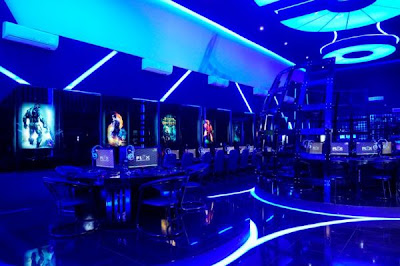 9 Cyber cafe yang super canggih ,terasa dalam Tron Legacy