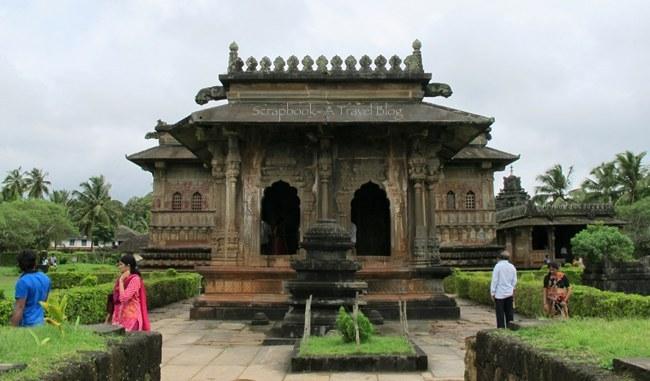 Aghoreshwara Temple Ikkeri Karnataka