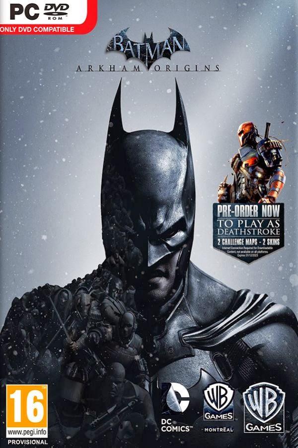 Download BATMAN ARKHAM ORGINS PC Game Free Full Version