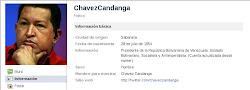 Facebook Chavez Candanga