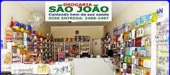 DROGARIA SÃO JOÃO