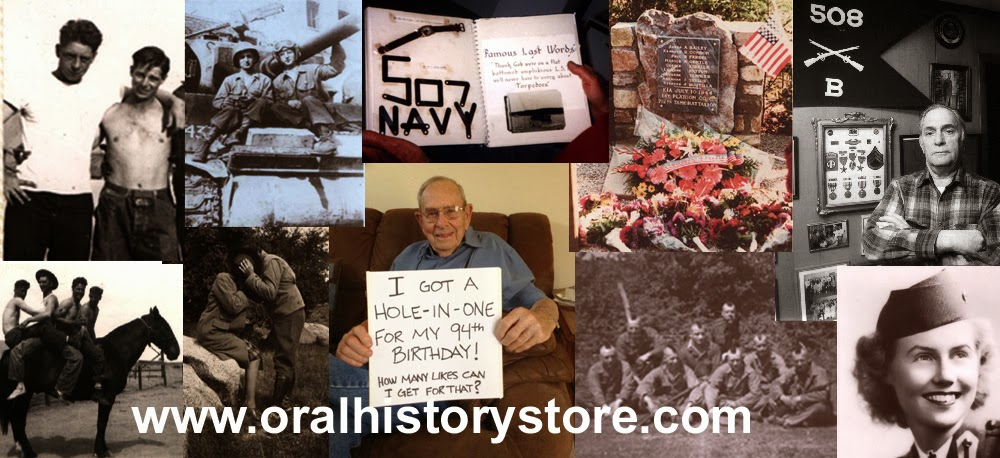 http://www.oralhistorystore.com