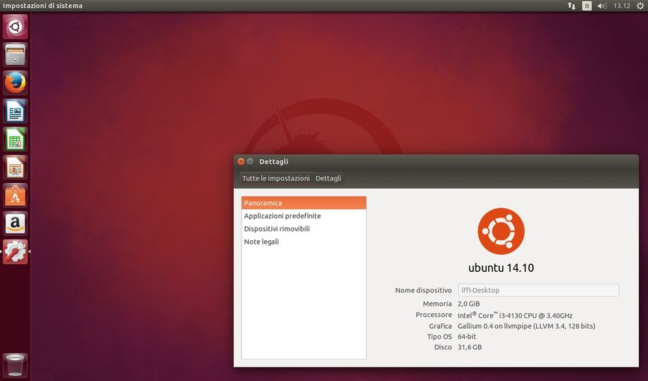 Ubuntu 14.10 Utopic Beta