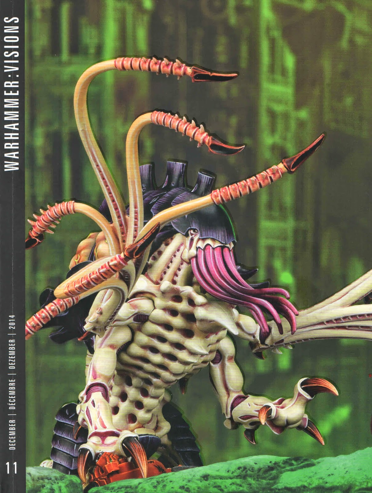 Warhammer: Visions, número 11