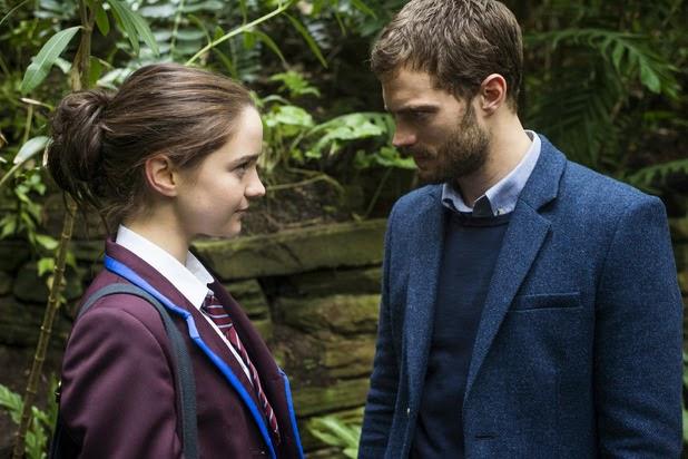 Katie y Paul, encuentro en el jardín botánico