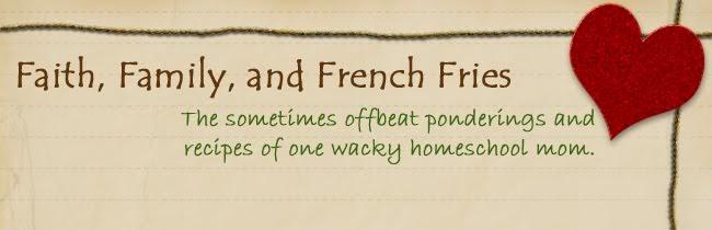 Faith, Family & French Fries