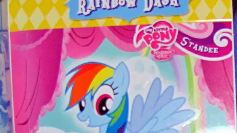 Rainbow Dash standee