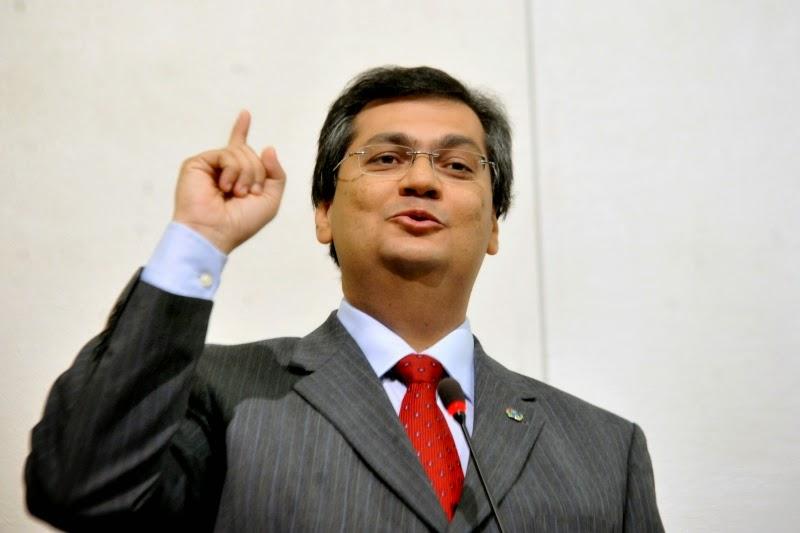Flávio Dino, governador do Maranhão - Um Asno