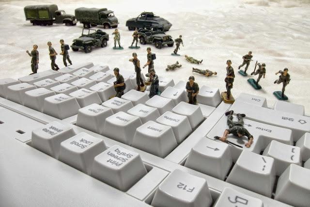 Tentara Cyber Indonesia Memiliki Kekuatan Penyerangan dan Pertahanan