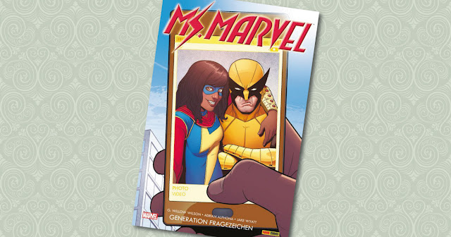 Ms Marvel 2 Panini Cover