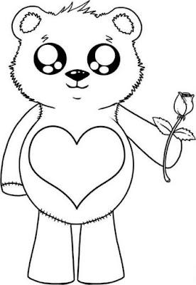 Imagenes tiernas de amor para dibujar