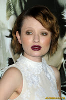 Emily Browning Sucker Punch Premiere in L.A.