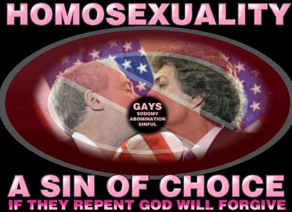 homosexuality sin against God