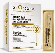 Magic Bar Pro.Care Eye Stick. Stick que consigue un efecto flash. Disminuye bolsas, ojeras y arrugas. Consigue efecto buena cara esta Navidad