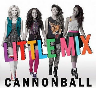 Little Mix - Cannonball Lyrics