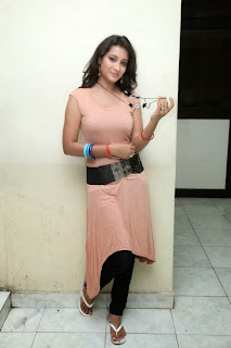 Actress Bhanu Sri  Pictures at Veedi Pourusham Movie Press Meet  30.jpg