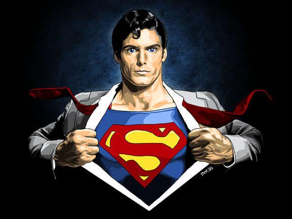 Sejarah Lengkap Simbol S Pada Superman