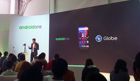 Android One Free Data by Globe - Geeky Juan via YugaTech