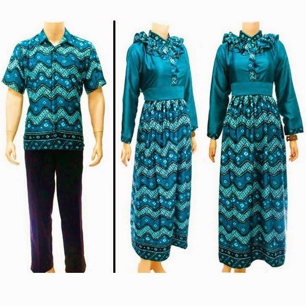Baju Pasangan Semi Sutera | Hem Furing