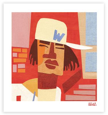 Alex Formika illustration collage