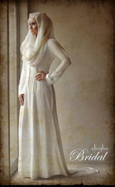 Hijab chic soirée