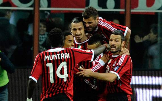 Video AC Milan vs AS Roma 2-1 Liga Italia 25 Maret 2012