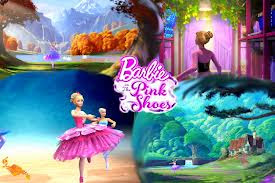 BARBIE THE PINK SHOES