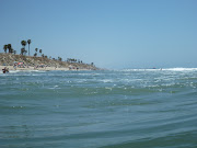 Huntington Dog Beach is right off the Pacific Coast Highway (PCH) in . (huntington dog beach )