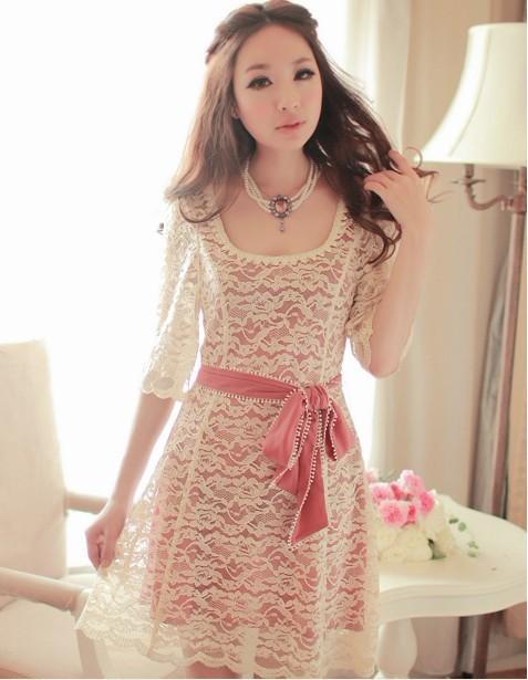 Model Dress Korea Terbaru 2015