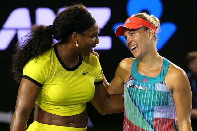 Angelique Kerber Upsets Serena Williams to Win Australian Open