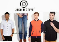 Locomotive Men's Clothing 50% off