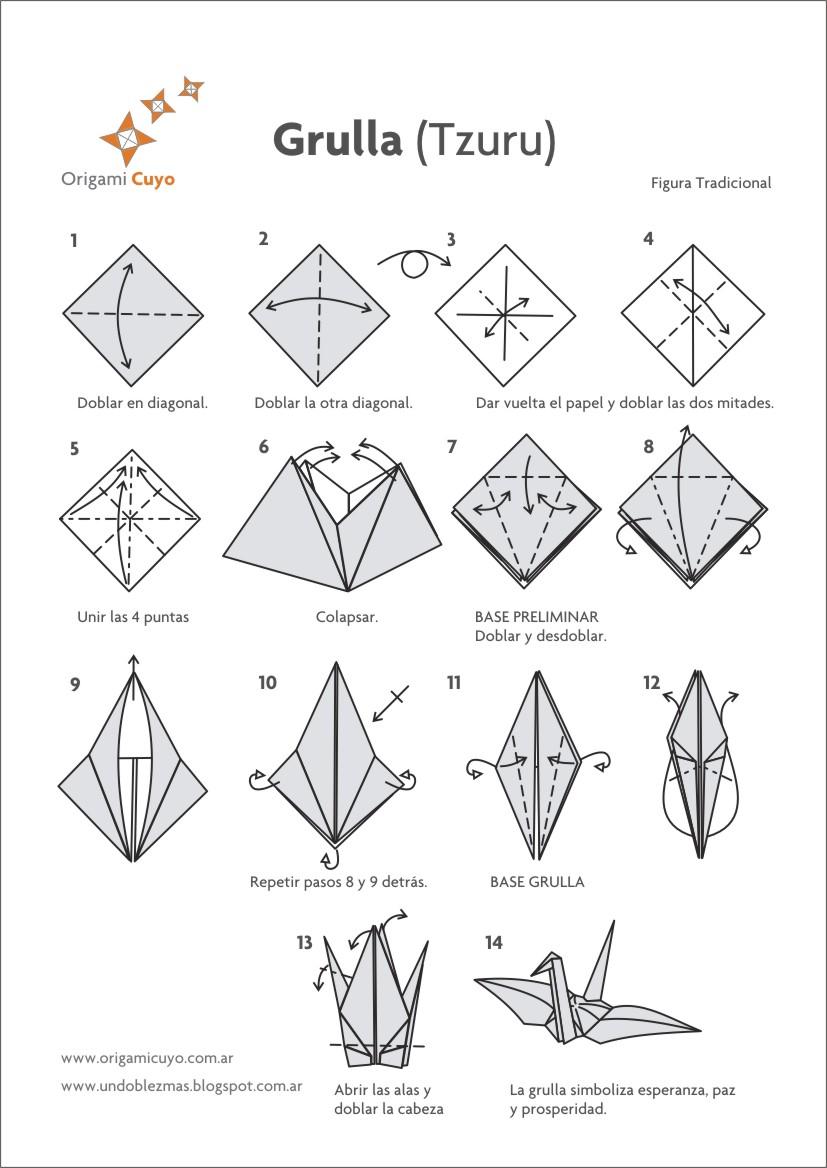 papiroflexia  origami   ejemplo origami de acci u00f3n