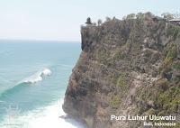 Paket Tour 3H2M Bali - Pura Luhur Uluwatu