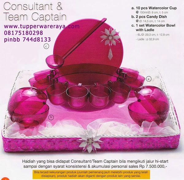 tupperware promo, Katalog Tupperware Activity Februari 2014