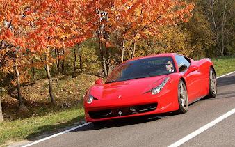 #4 Ferrari Wallpaper