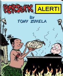 Berserk Alert - Vol 5