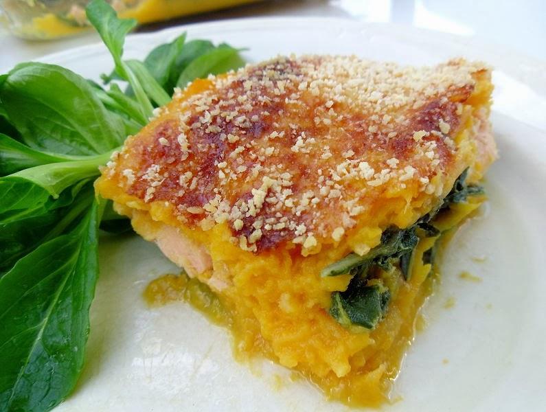 Gourmande ou passionn e parmentier la courge de nice - Cuisiner blettes feuilles ...