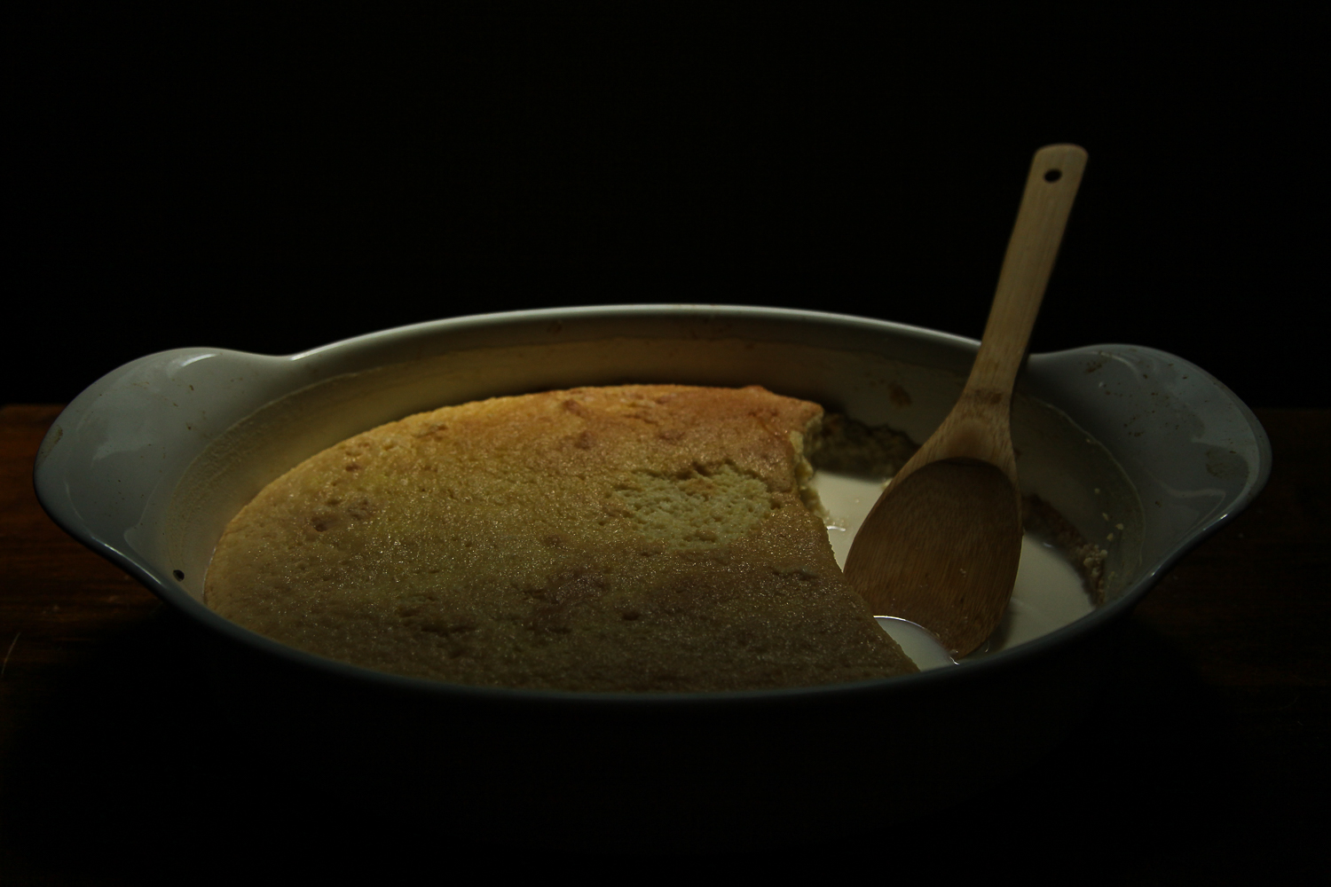 Dolce Fooda: Cream of Wheat Cake (Koh od griza)