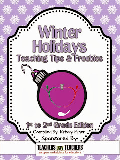 http://www.teacherspayteachers.com/Product/2012-Winter-Holidays-Tips-and-Freebies-PK-K-Edition-438650