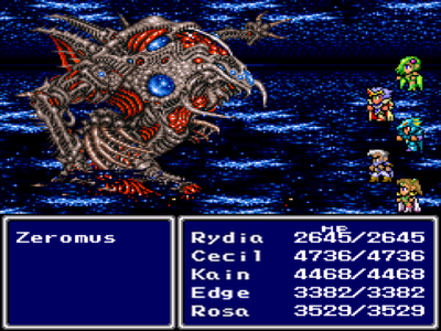Final Fantasy IV (SNES)