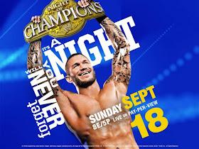 Proximo evento de WWE